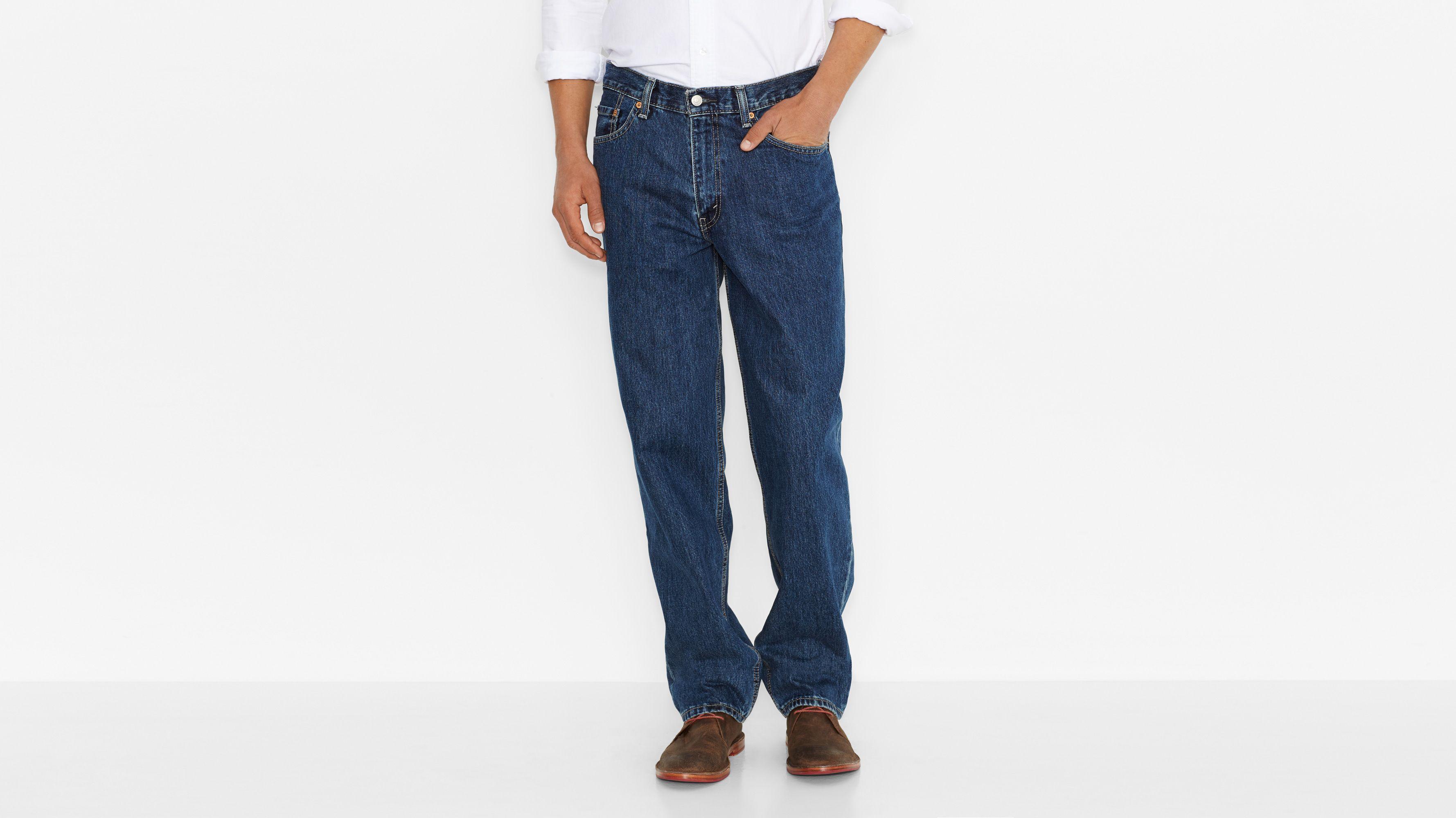 560™ Comfort Fit Jeans - Dark Stonewash