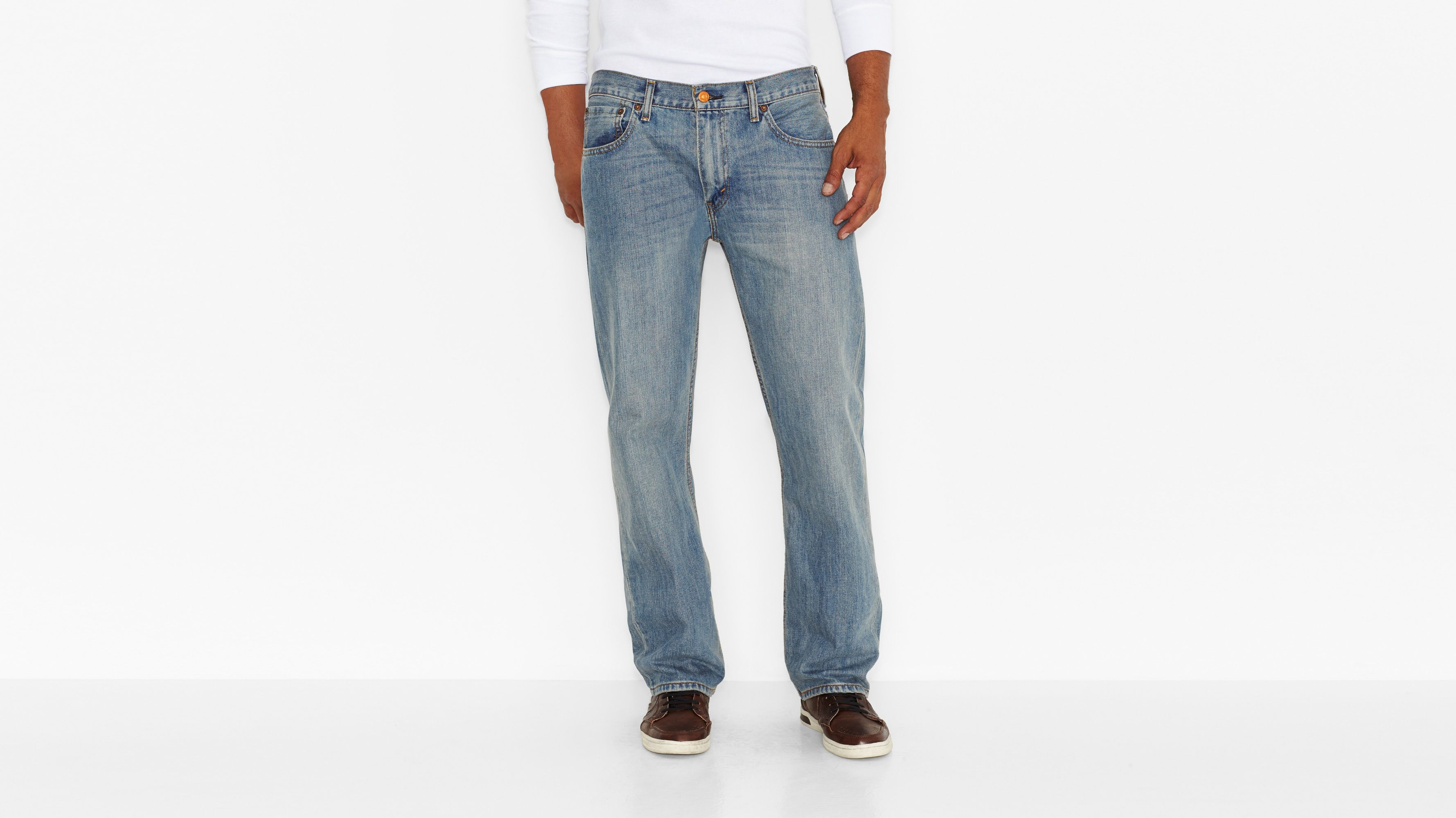 569™ Loose Straight Jeans - Rugged