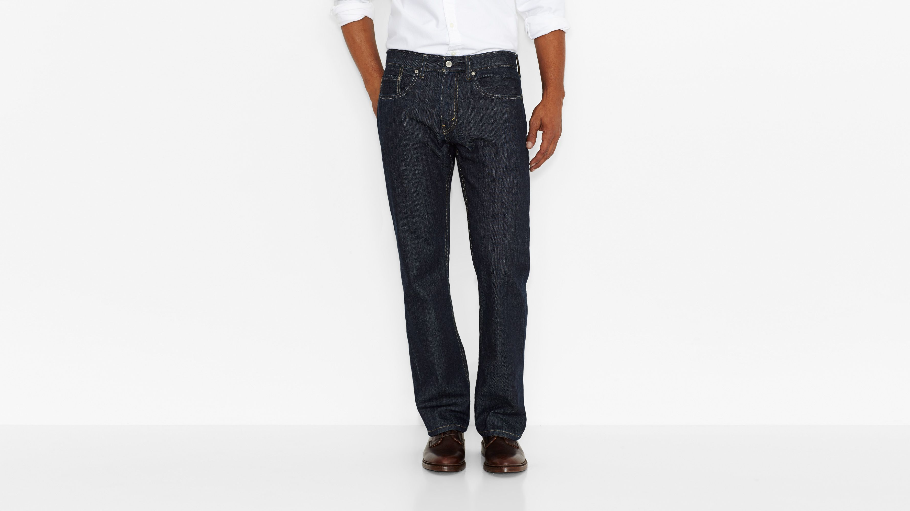 559™ Relaxed Straight Jeans (Big & Tall) - Tumbled Rigid