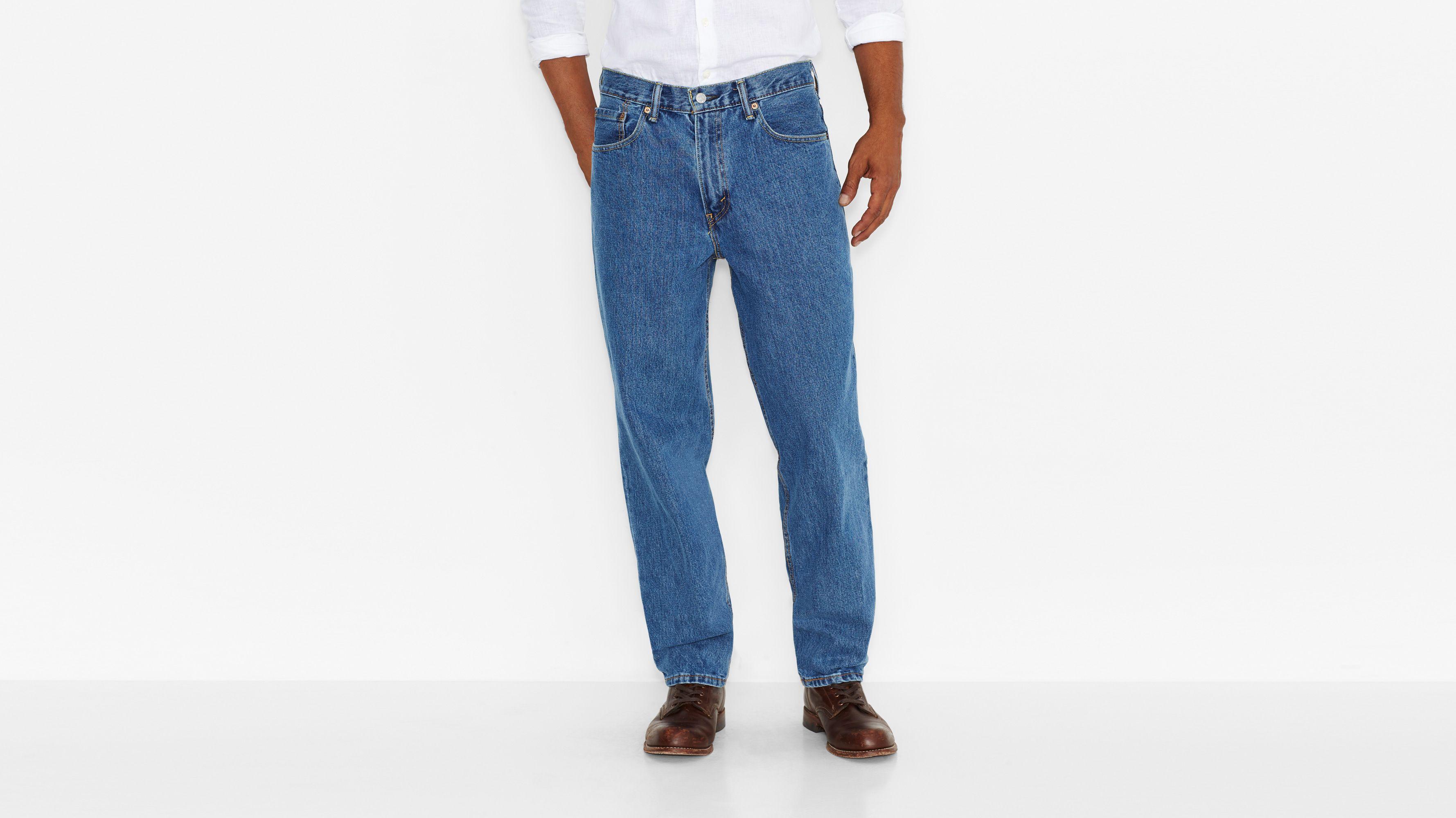 560™ Comfort Fit Jeans (Big & Tall) - Medium Stonewash