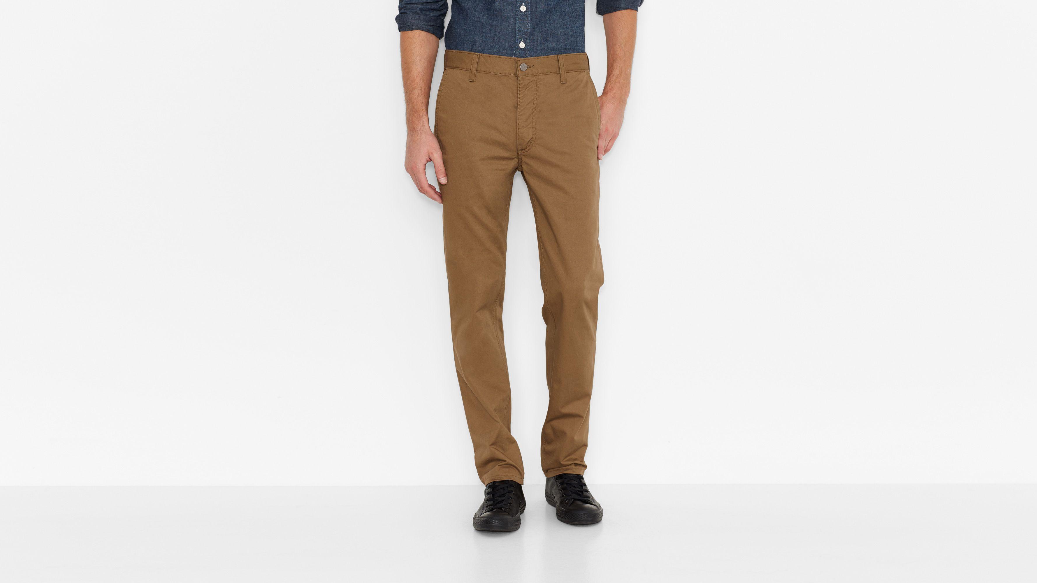 511™ Slim Fit Hybrid Trousers - Cimarron Khaki