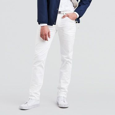 White Jeans for Men - Shop Men's White Jeans | Levi's®
