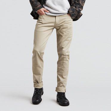 Khaki Jeans - Shop Khaki or Tan Skinny Jeans for Men | Levi's®