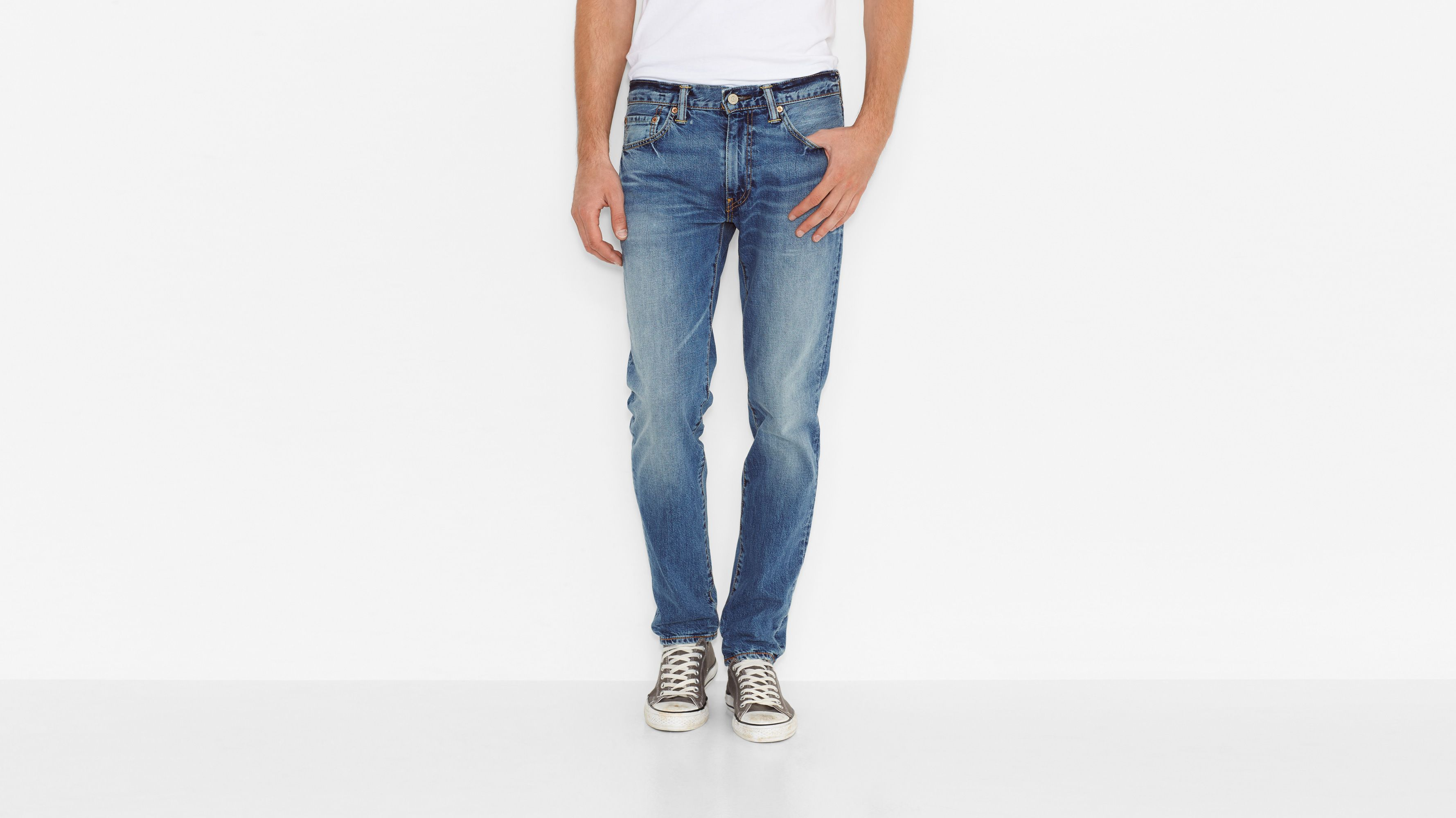 511™ Slim Fit Jeans - Marin