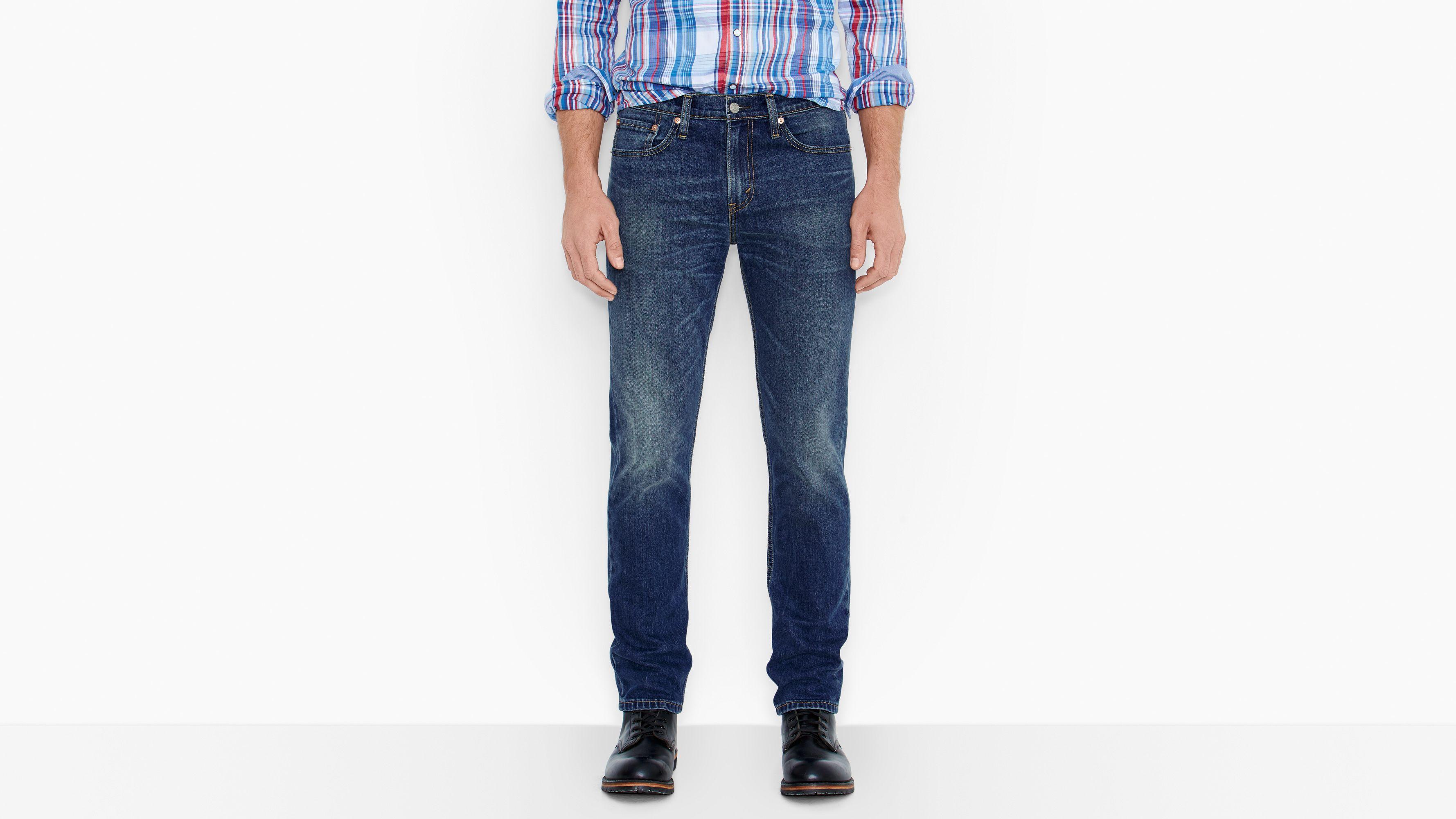 511™ Slim Fit Jeans - Throttle