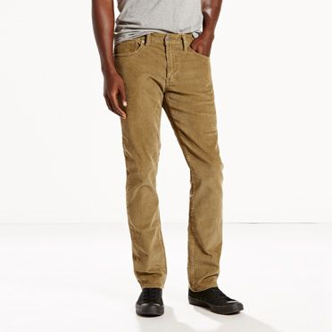 511™ Slim Fit Rinsed Corduroy Pants