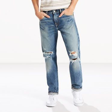 Men's Distressed Jeans - Shop Ripped Jeans for Men | Levi's®