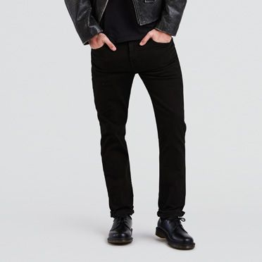 Black Jeans - Shop Black Jeans for Men | Levi's®