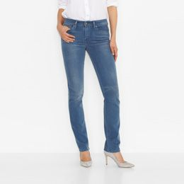 Levis-Demi Curve Slim Jeans-Morning Glory