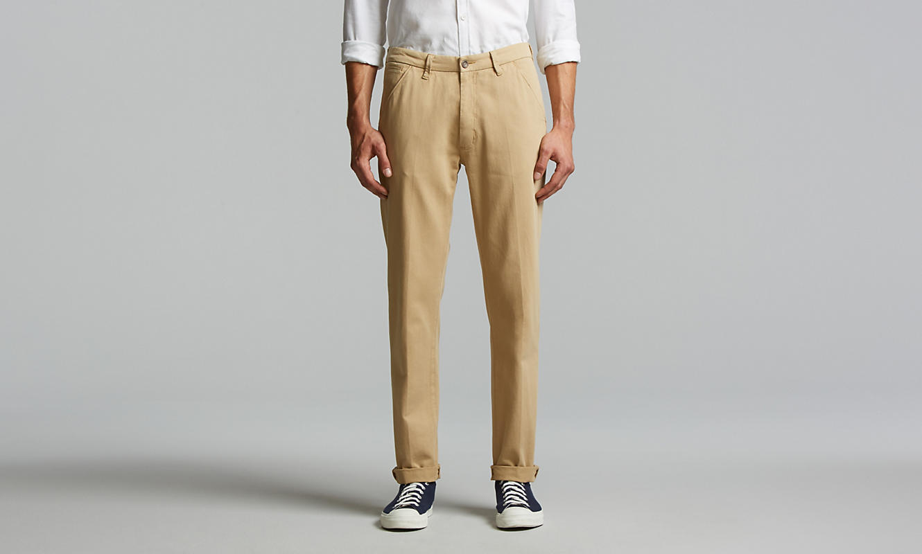 Spoke chinos for Levis made and crafted spoke chino