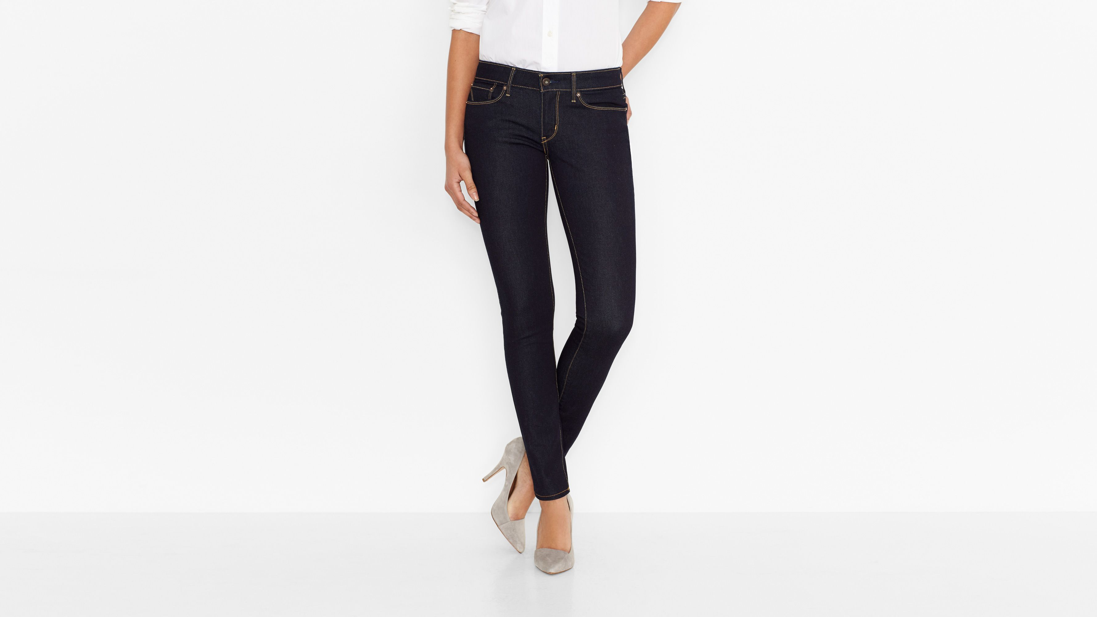 Slight Curve Skinny Jeans - Extra Shade