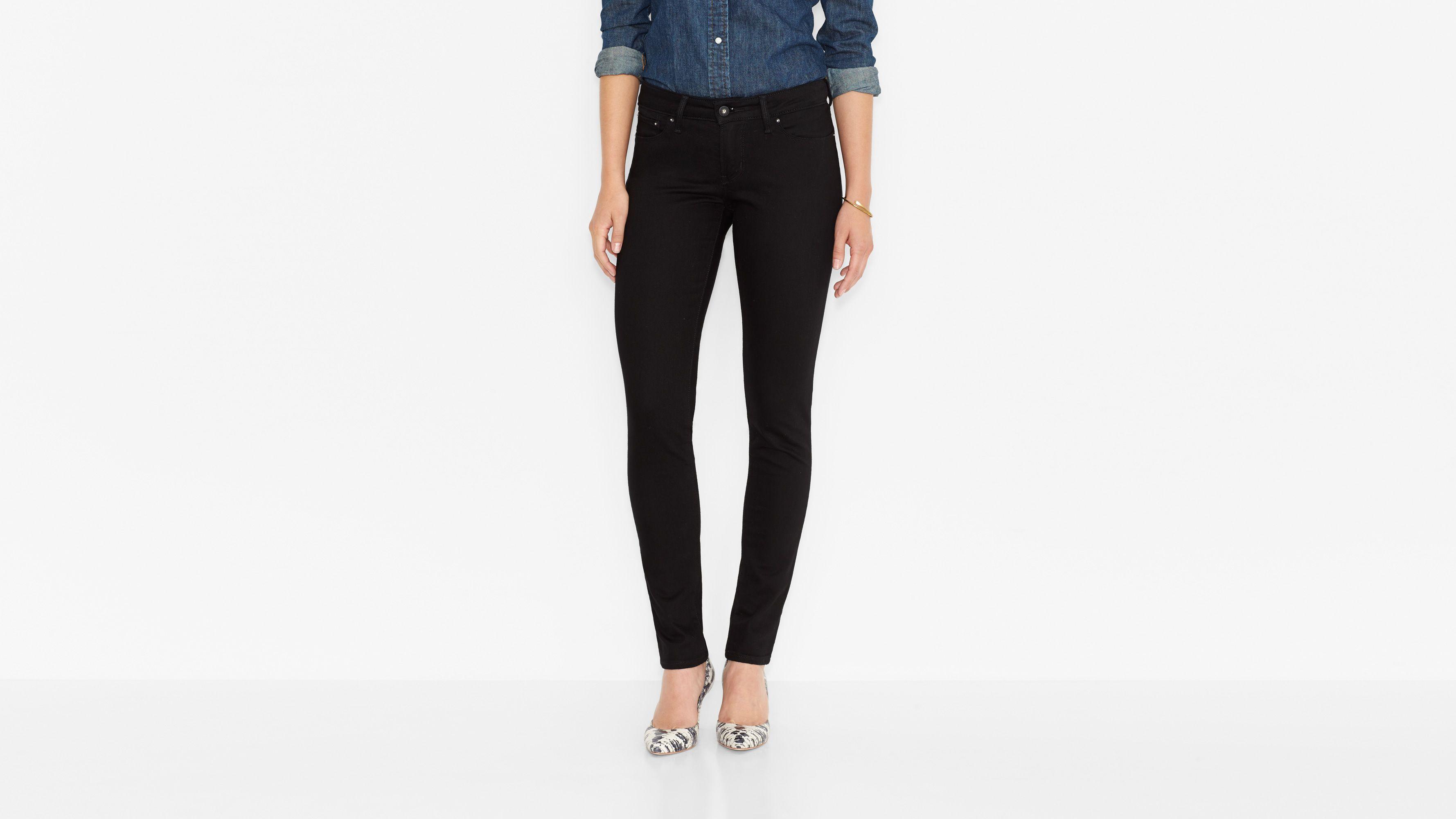 Bold Curve Skinny Jeans - Ultra Black
