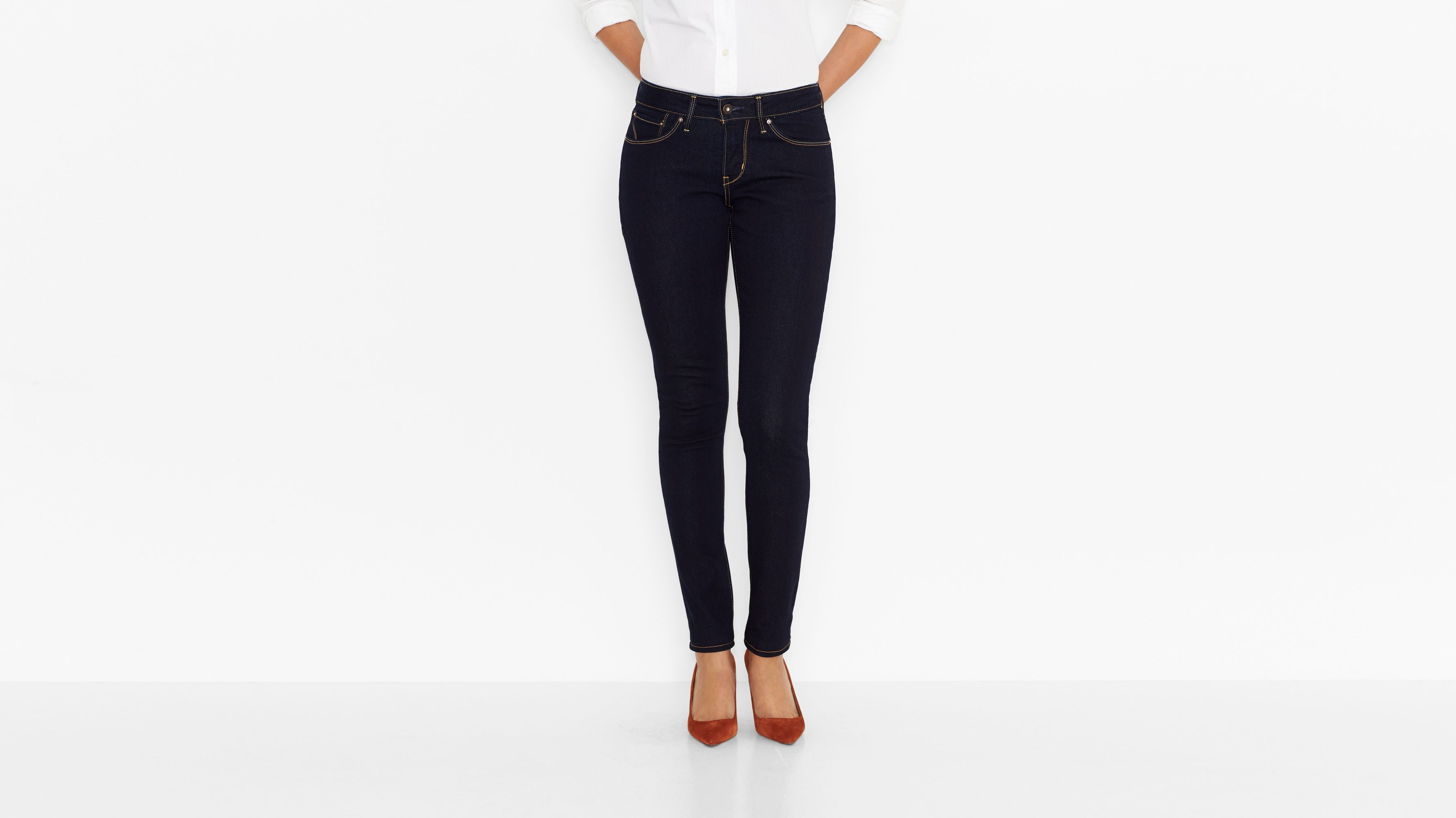 Bold Curve Skinny Jeans - Extra Shade