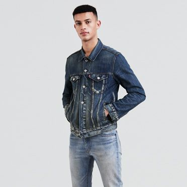 The Trucker Jacket (Big & Tall)