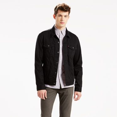 Shop Big and Tall Jean Jackets & Truckers for Men | Levi's®