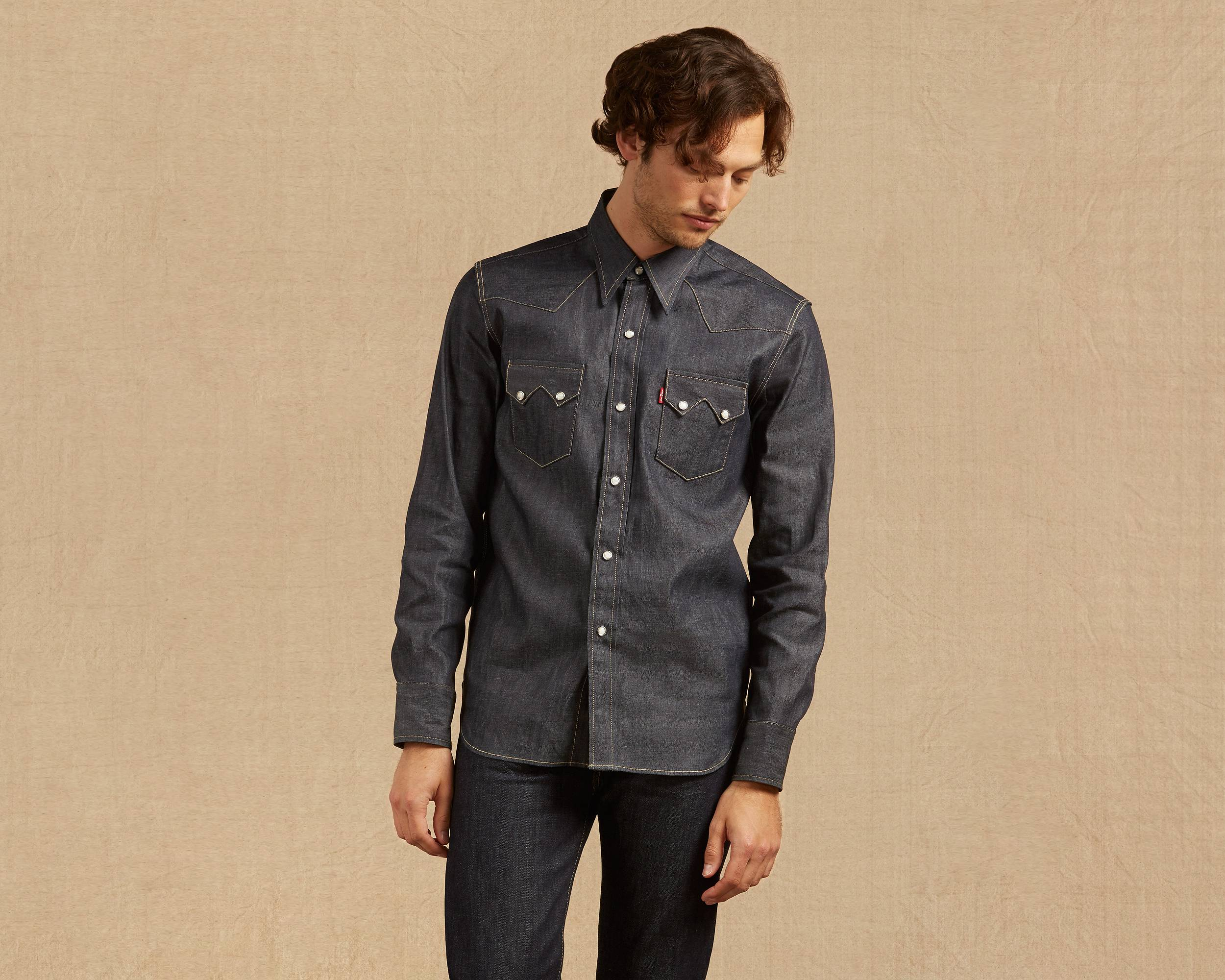 Vintage Men's Clothing - Shop LVC for Men | Levi's®