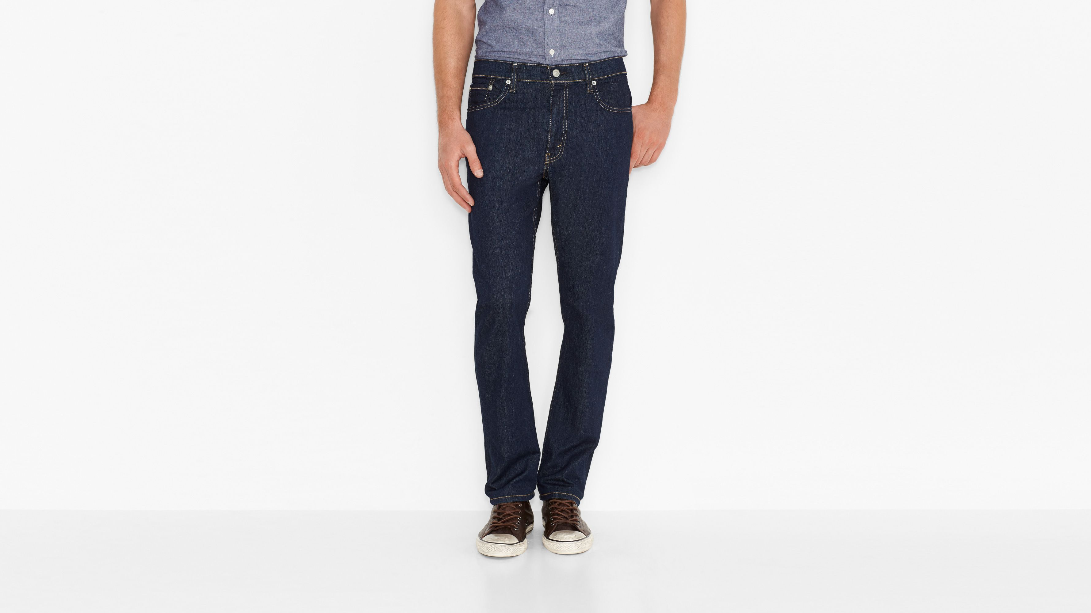 513™ Slim Straight Jeans - Bastion