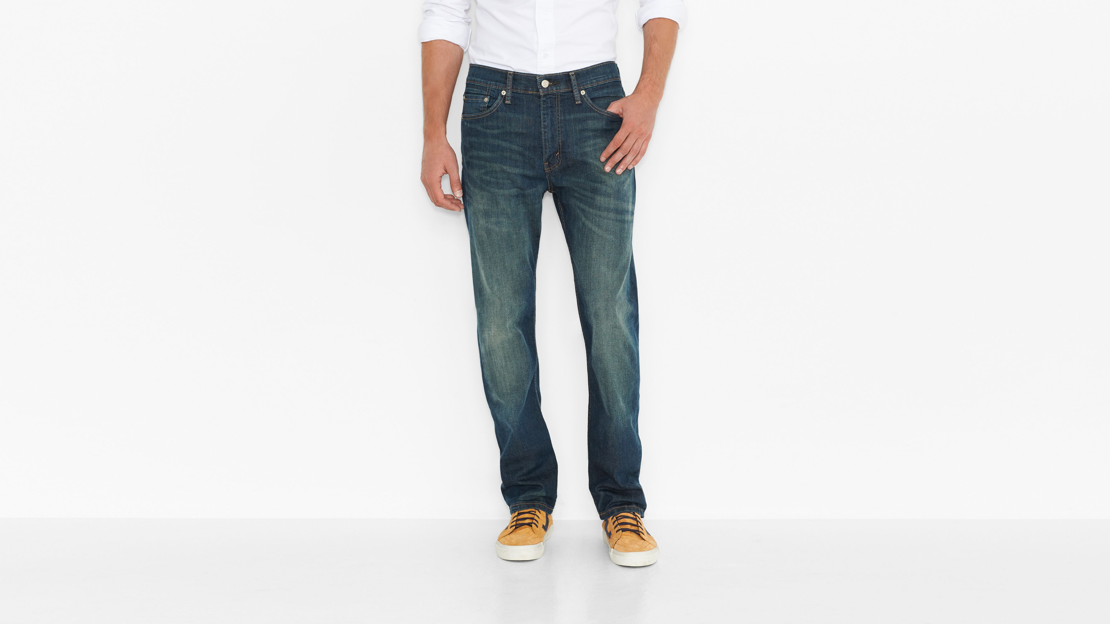 513™ Slim Straight Jeans - Cash