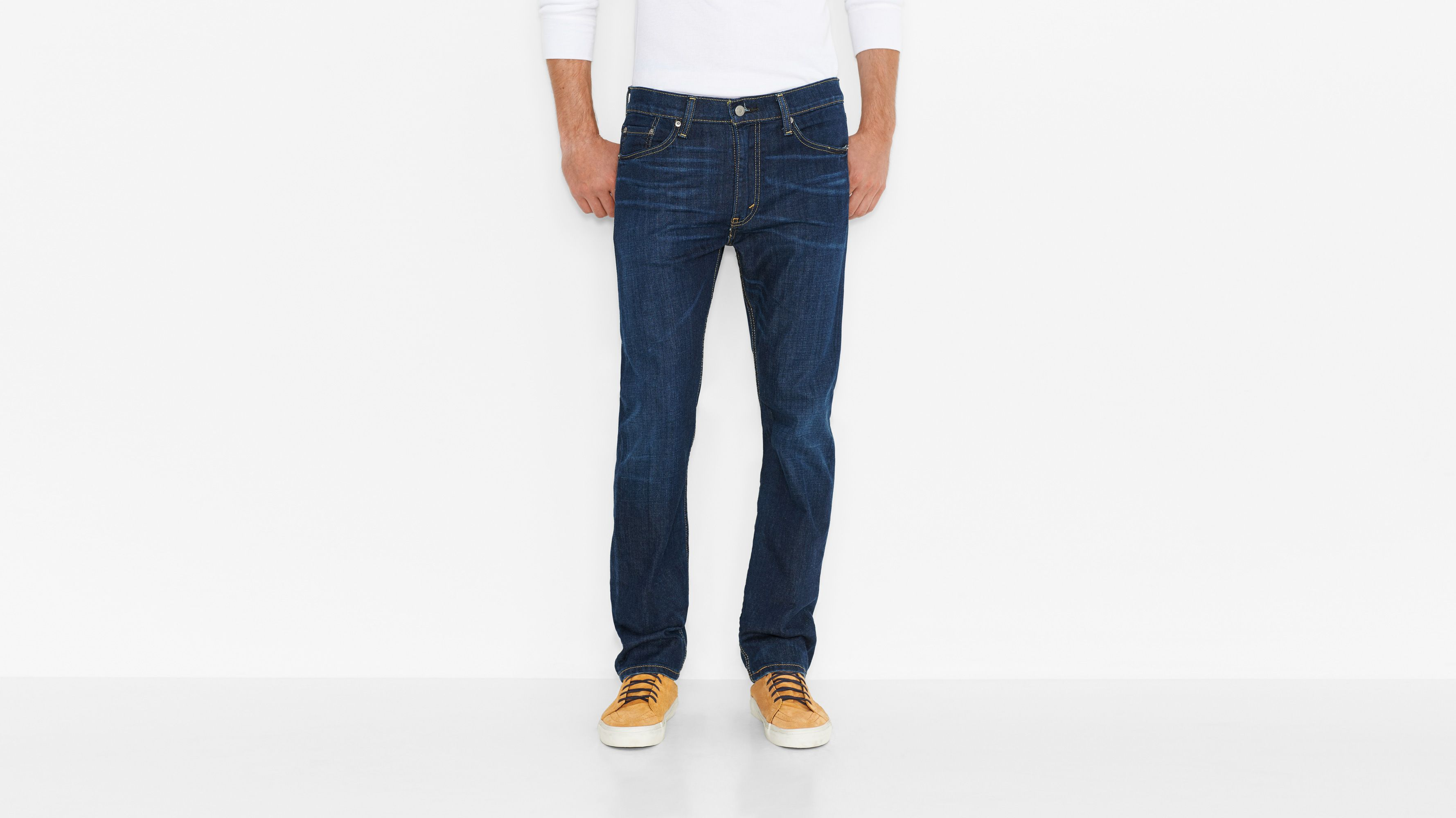 513™ Slim Straight Jeans - Lexicon