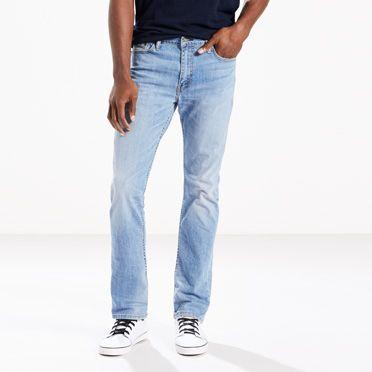 Levi's 513 - Shop Levi's Slim Straight Jeans for Men | Levi's®