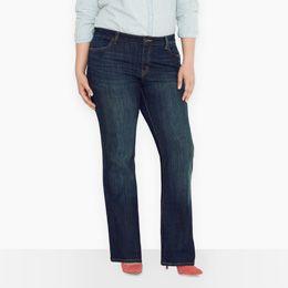 590 Fuller Waist Boot Cut Jeans (Plus)