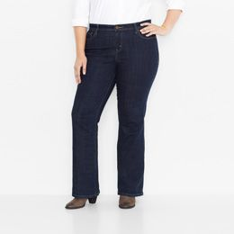 580 Defined Waist Boot Cut Jeans (Plus)