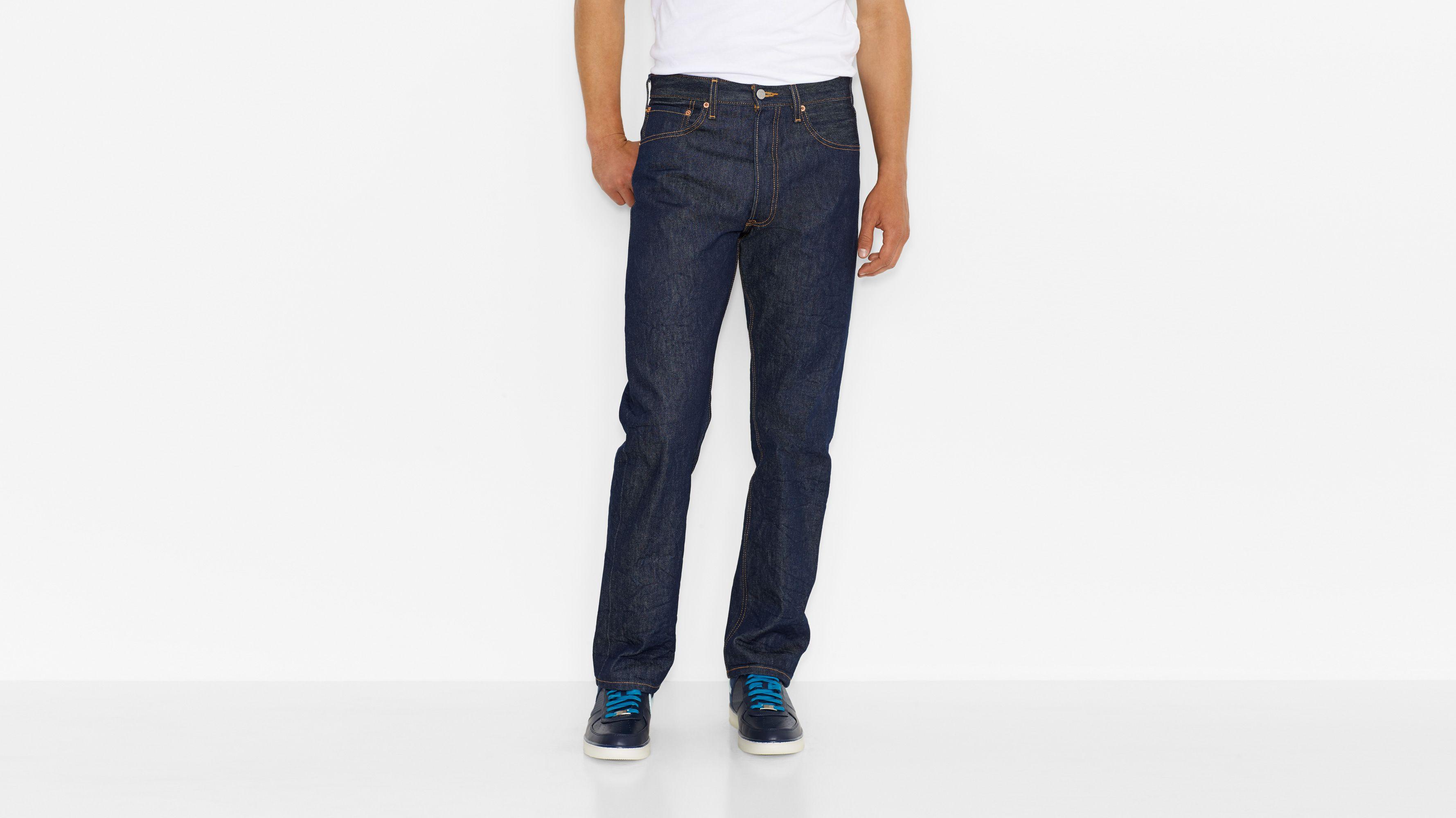 501® Shrink-to-Fit™ Jeans (Big & Tall) - Rigid