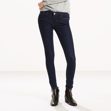 Model legging levi's