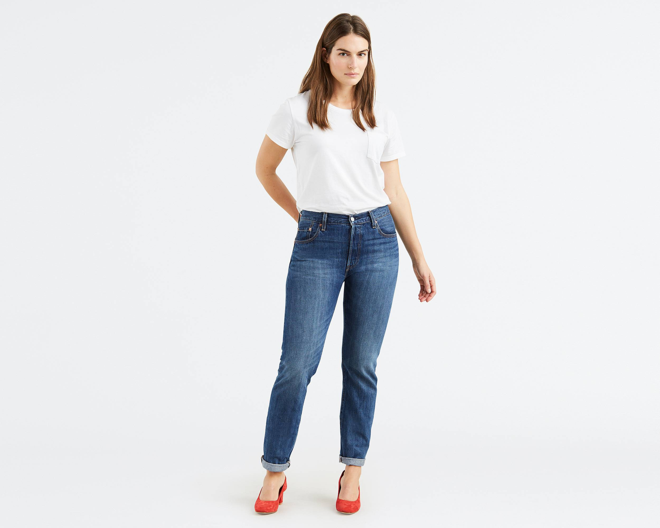 501® Jeans for Women | Lonesome Road |Levi's® United States (US)