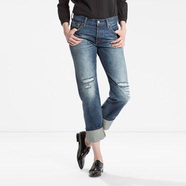 """Levis-501® Jeans For Women-Ride West"""