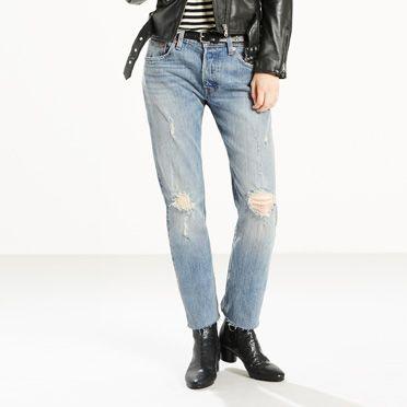 """Levis-501® Jeans for Women x Chiara Ferragni-Hearts and Levi's®"""