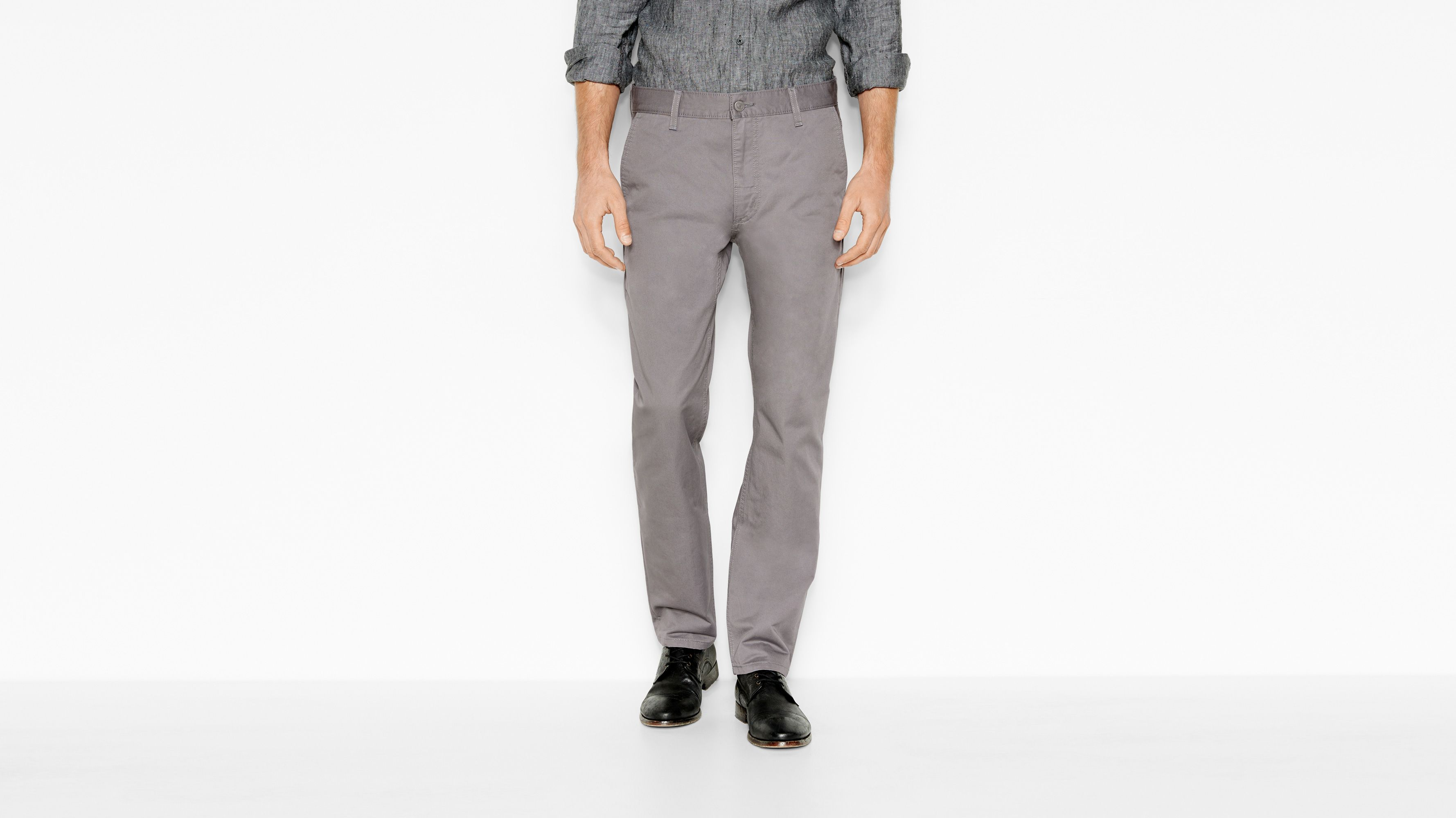 511™ Slim Fit Hybrid Trousers - Gargoyle