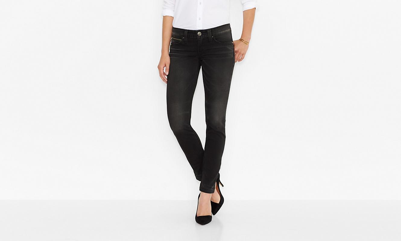Schwarze hosen und jeans zusammen waschen