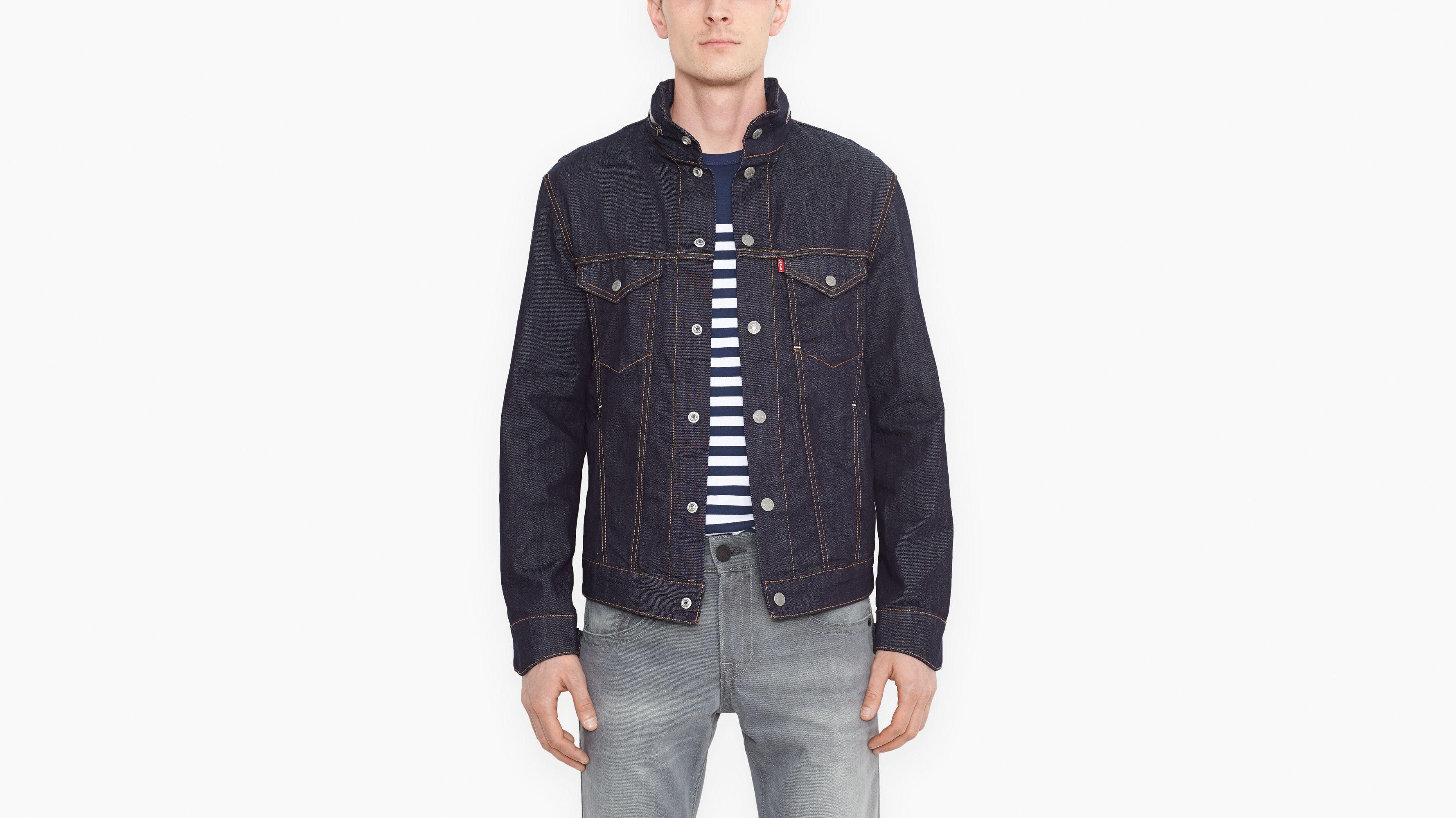 Levi's® Commuter™ Trucker Jacket - Indigo Denim