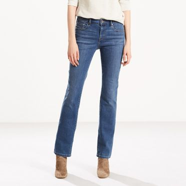 505 Straight Leg Jeans