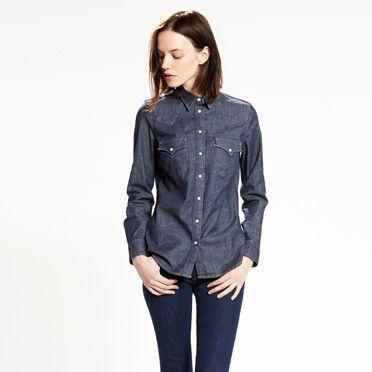 Tailored Western Shirt