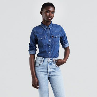 Women's Tops - Shop Casual Blouses for Women | Levi's®