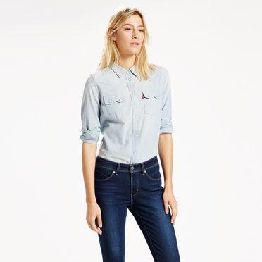 Classic Sawtooth Western Shirt