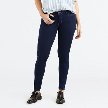 Mid Rise Jeans - Shop Medium Rise Jeans for Women | Levi's®
