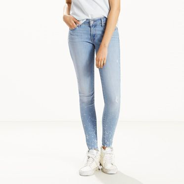 Super Skinny Jeans for Women | Levi's®