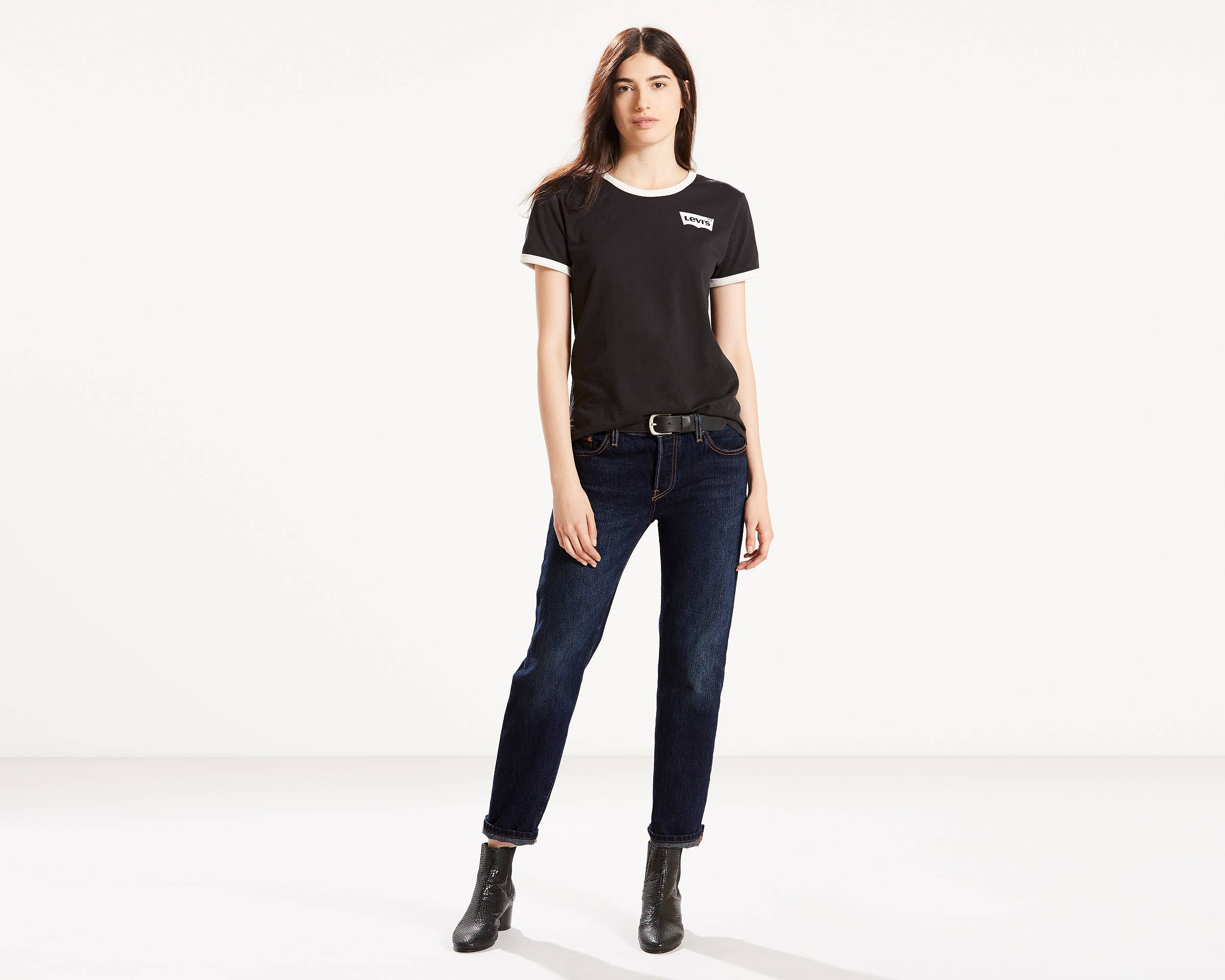 501® CT Jeans for Women | Indigo Trail |Levi's® United States (US)