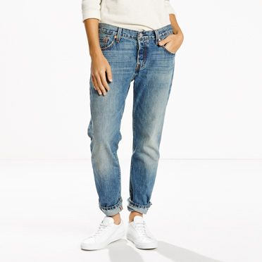 """""""Levis-501® CT Jeans for Women-Route 66 Selvedge"""""""