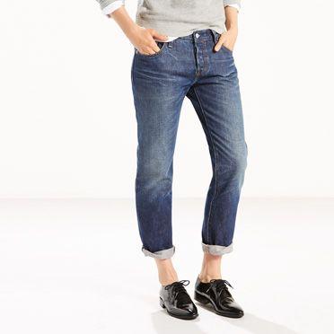 501® CT Selvedge Jeans for Women at Levi's in Daytona Beach, FL | Tuggl