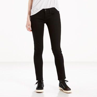 """Levis-The Revolver Line 8 Jeans-Black"""
