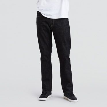 Levis 541? Athletic Straight Fit Jeans Dark Rinse