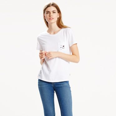 The Perfect Pocket Tee