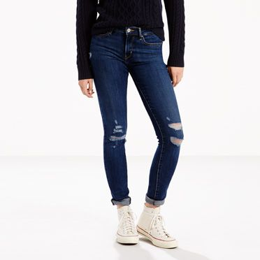Mid Rise Jeans - Shop Medium Rise Jeans for Women | Levi's®