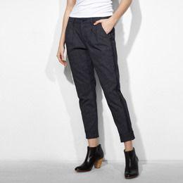 Tailored Taper Pants