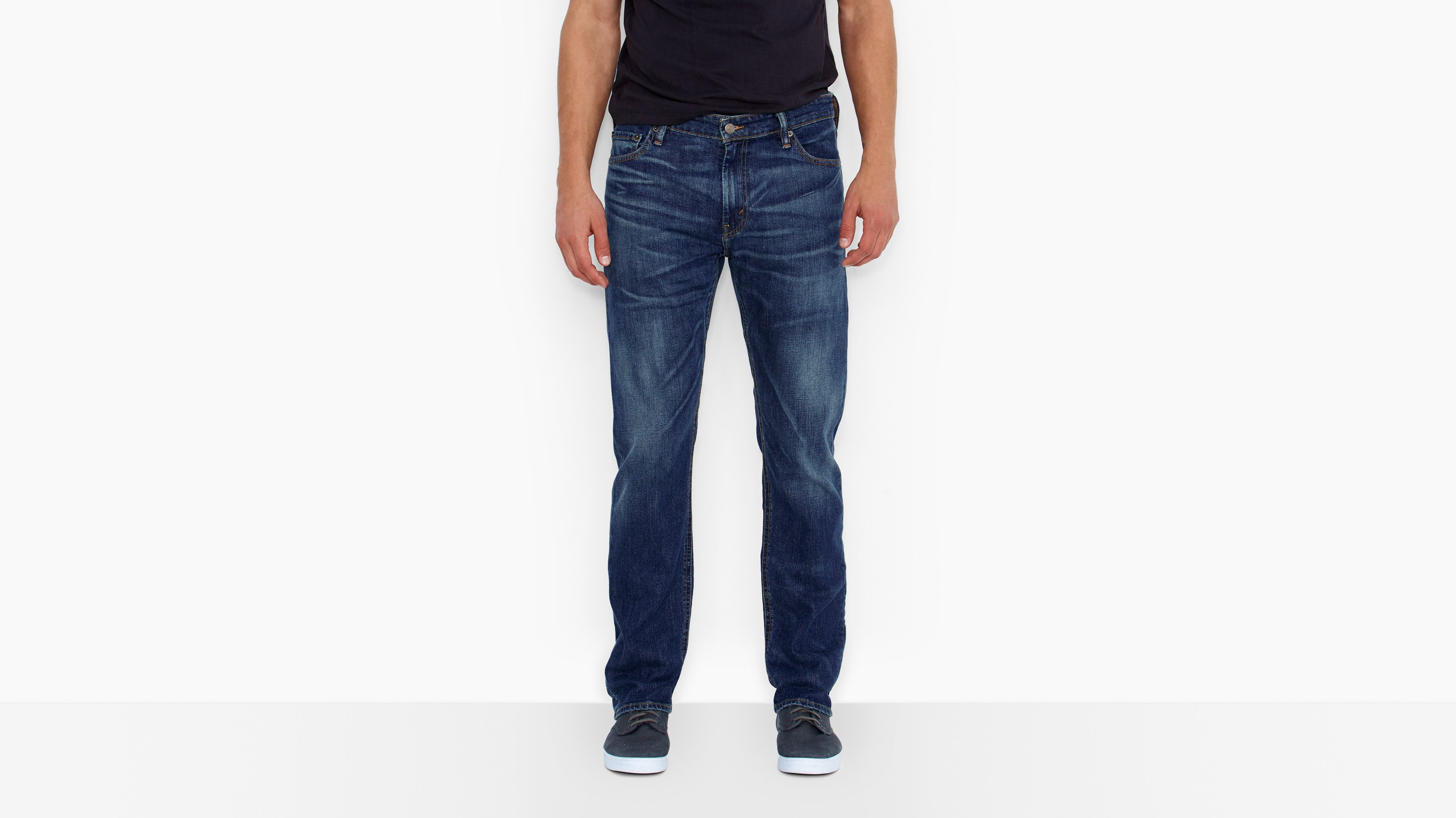 Levi's® Commuter™ 504™ Regular Straight Jeans - Indigo Rider