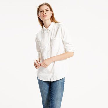 Boyfriend Workwear Shirt